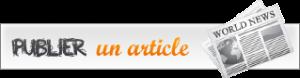Publiez un article