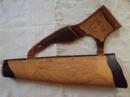 carquois cuir
