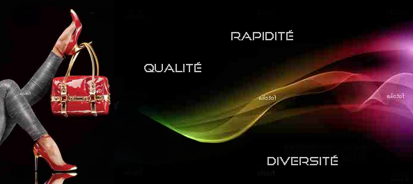qualité rapidité et diversité