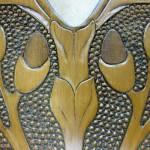 vase cuir 20