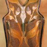 vase cuir 25